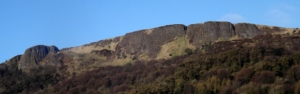 The third face of Cave Hill