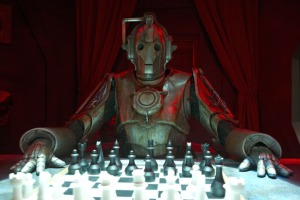 Cyberman-chess-opponent