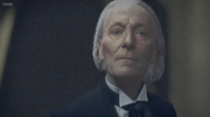 William Hartnell as Doctor Who
